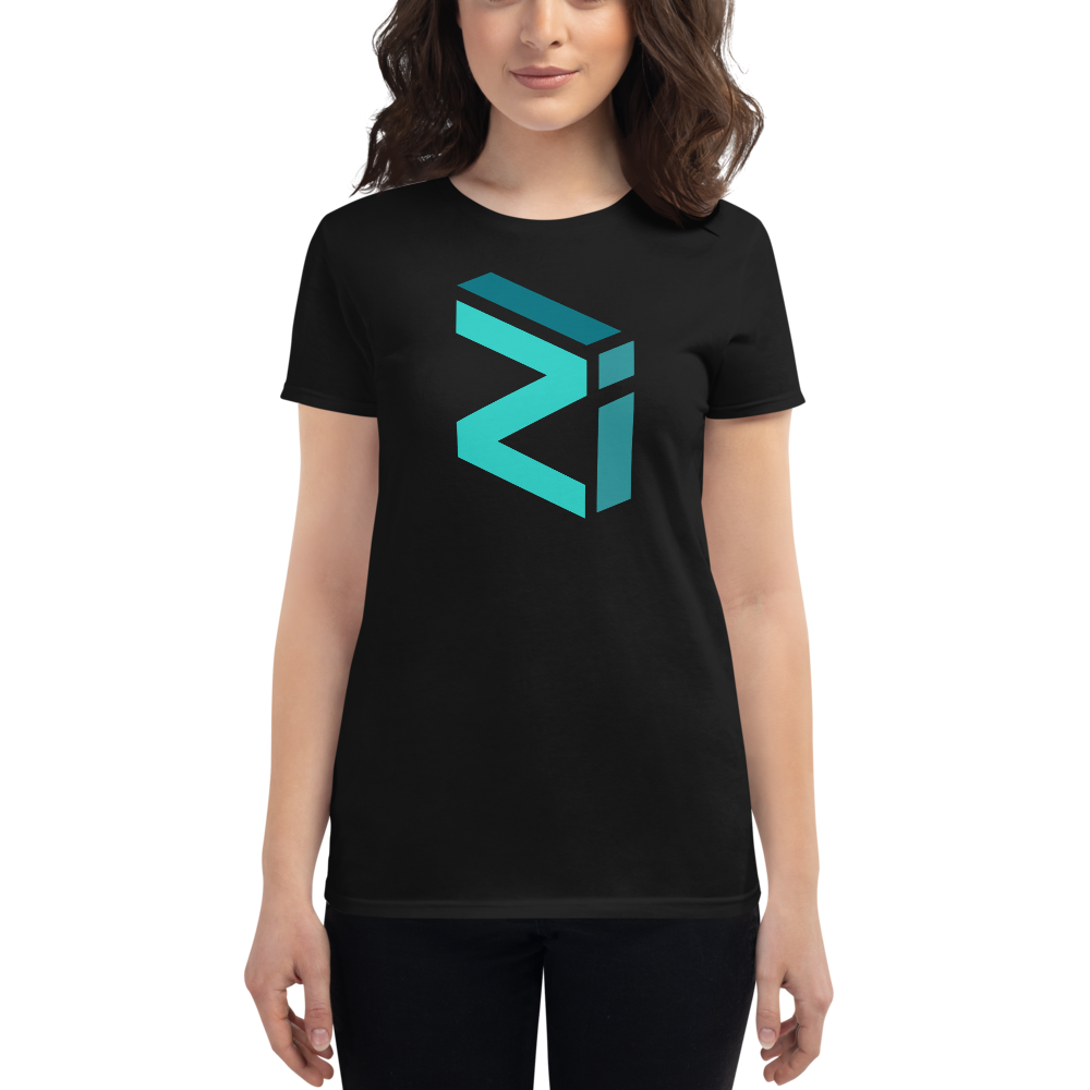 Zilliqa – Women's Short Sleeve T-Shirt TCP1607 White / S Official Crypto  Merch