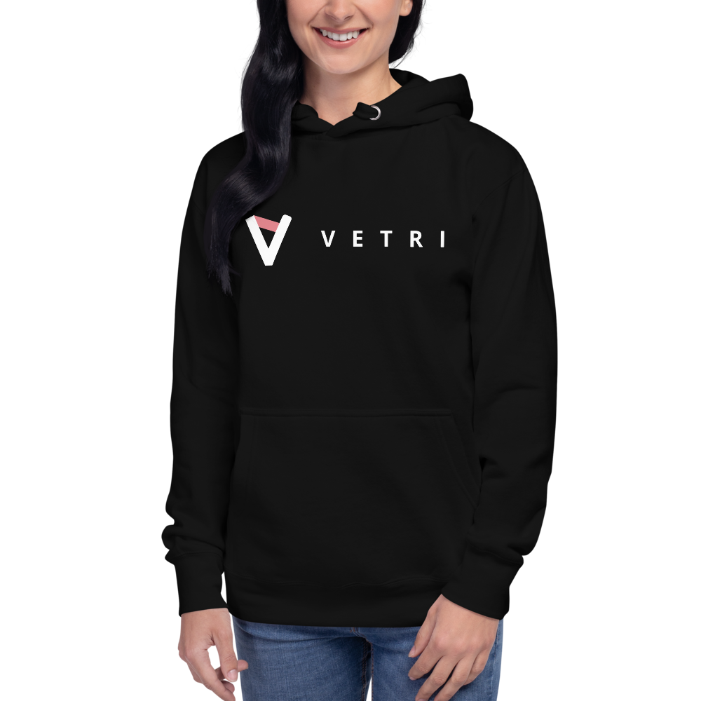 Vetri – Women's Pullover Hoodie TCP1607 Black / S Official Crypto  Merch