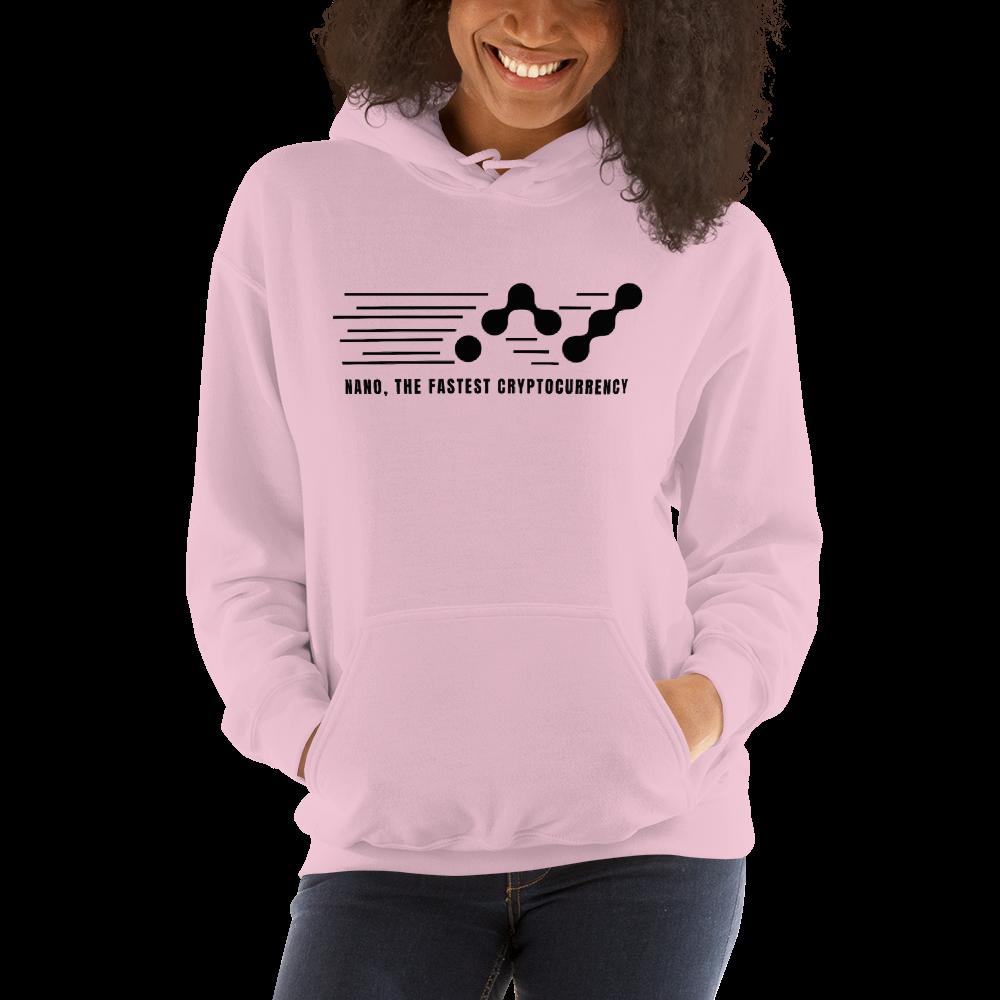 Thjth Nano, the fastest – Women's Hoodie TCP1607 White / S Official Crypto  Merch