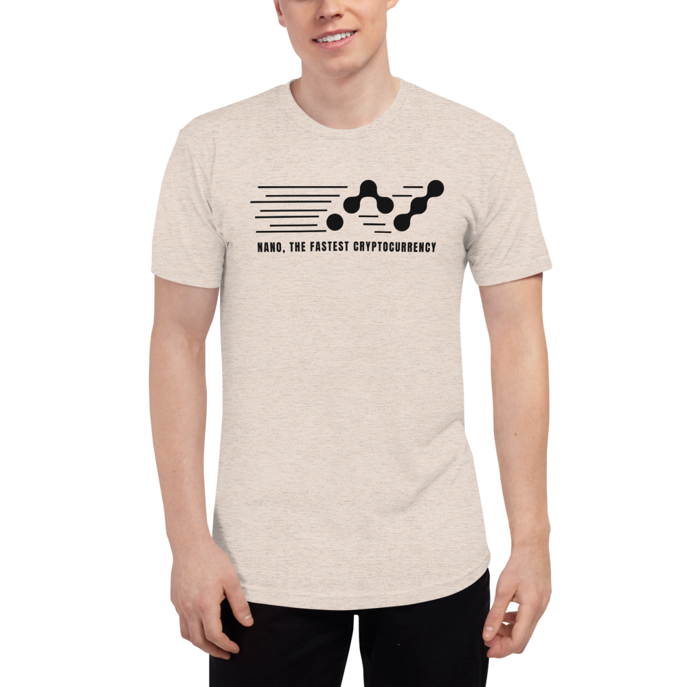 Nano, the fastest – Men's Track Shirt TCP1607 Athletic Grey / S Official Crypto  Merch