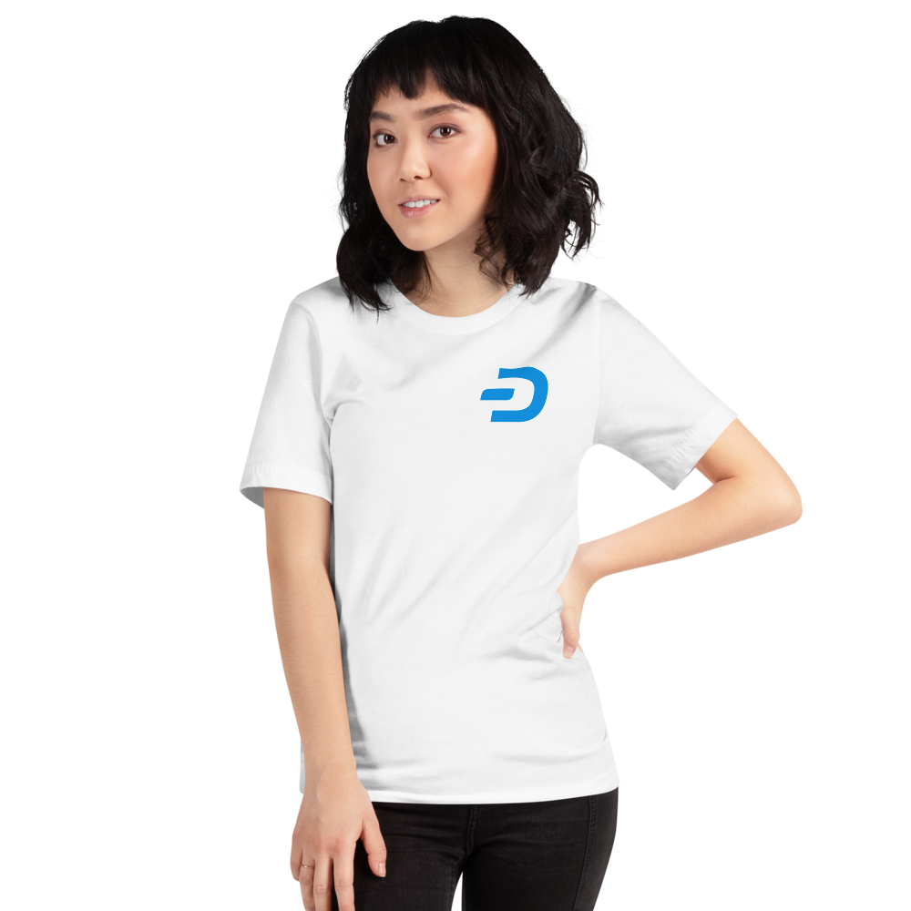 Short-Sleeve Women T-Shirt TCP1607 White / XS Official Crypto  Merch