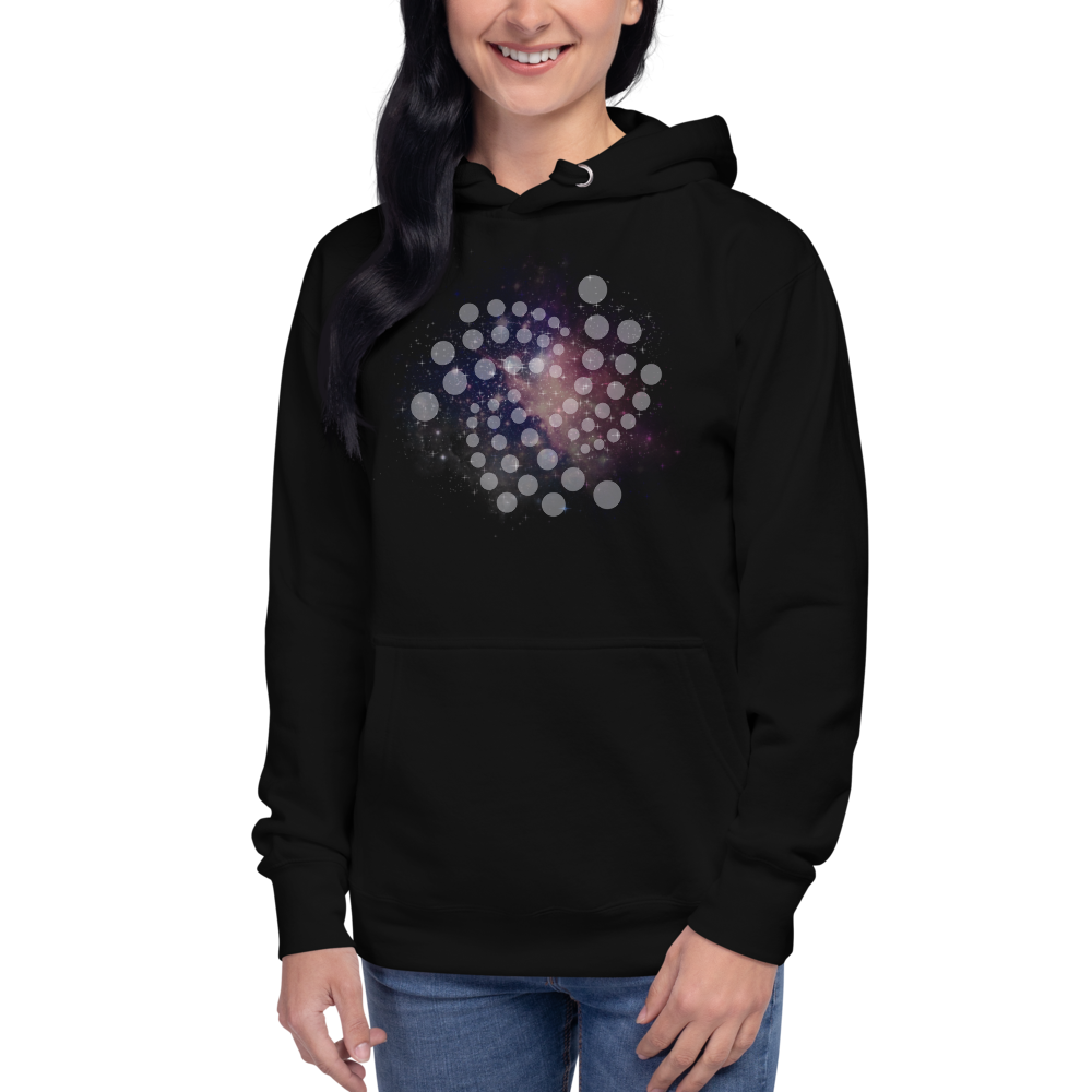 Iota universe – Women's Pullover Hoodie TCP1607 S Official Crypto  Merch