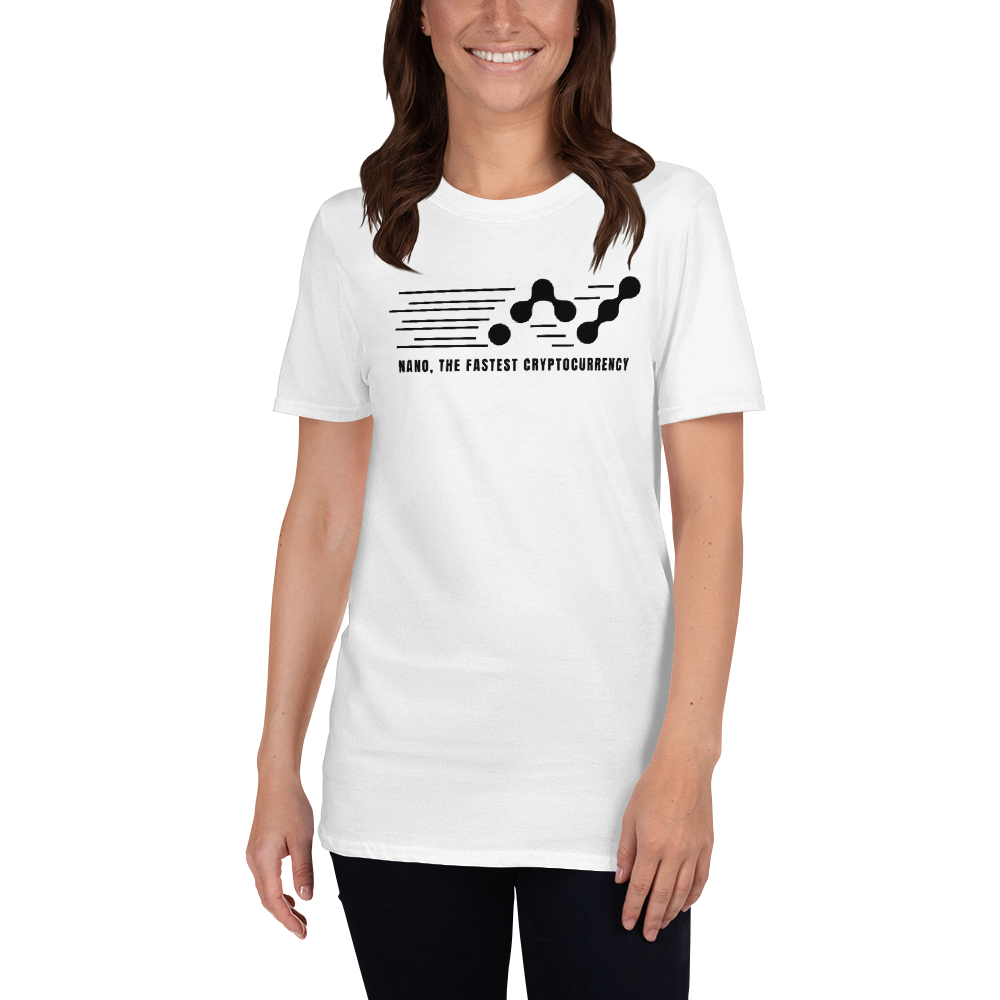 Nano, the fastest – Women's T-Shirt TCP1607 White / S Official Crypto  Merch